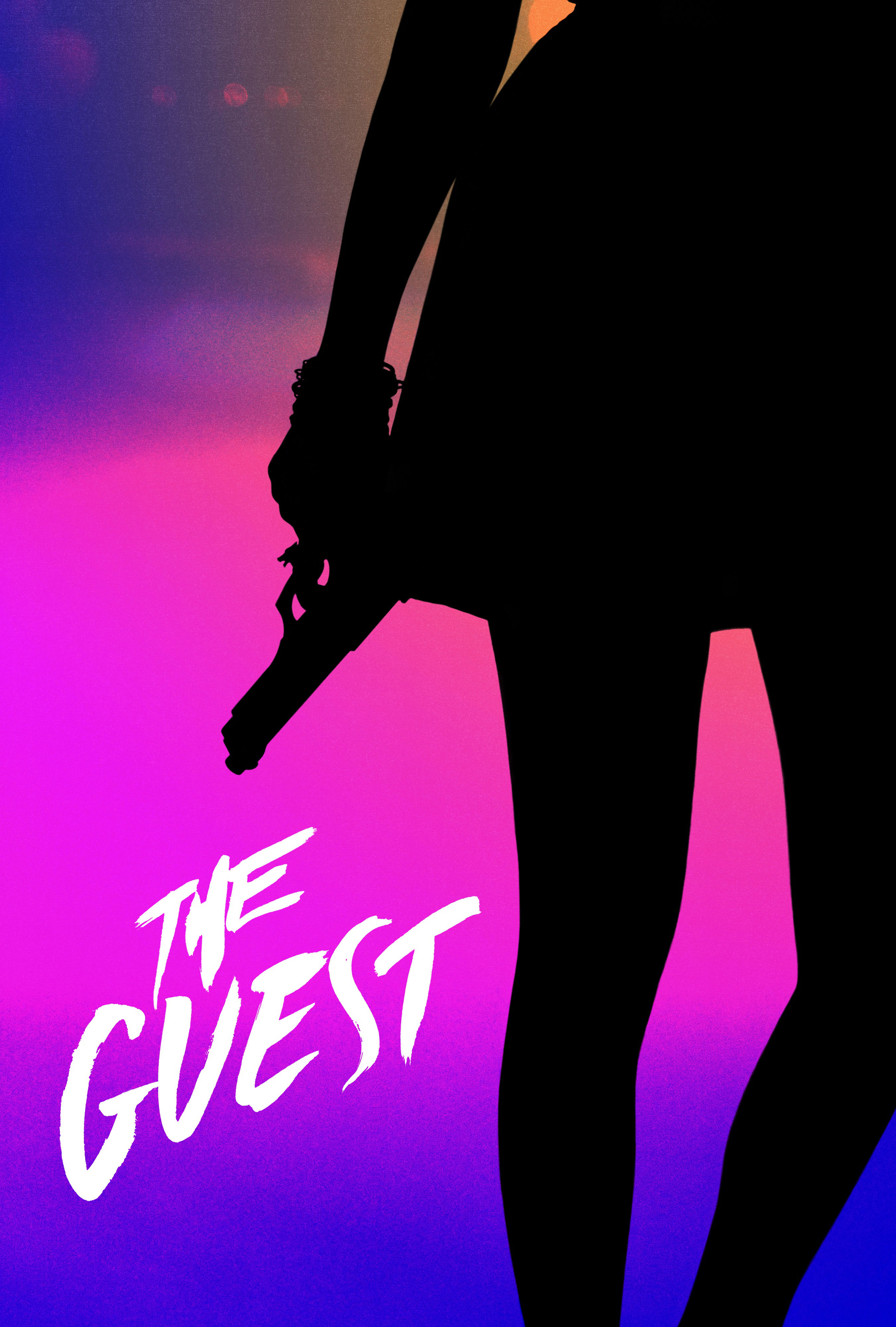 Rad 80s Inspired Posters For The Guest