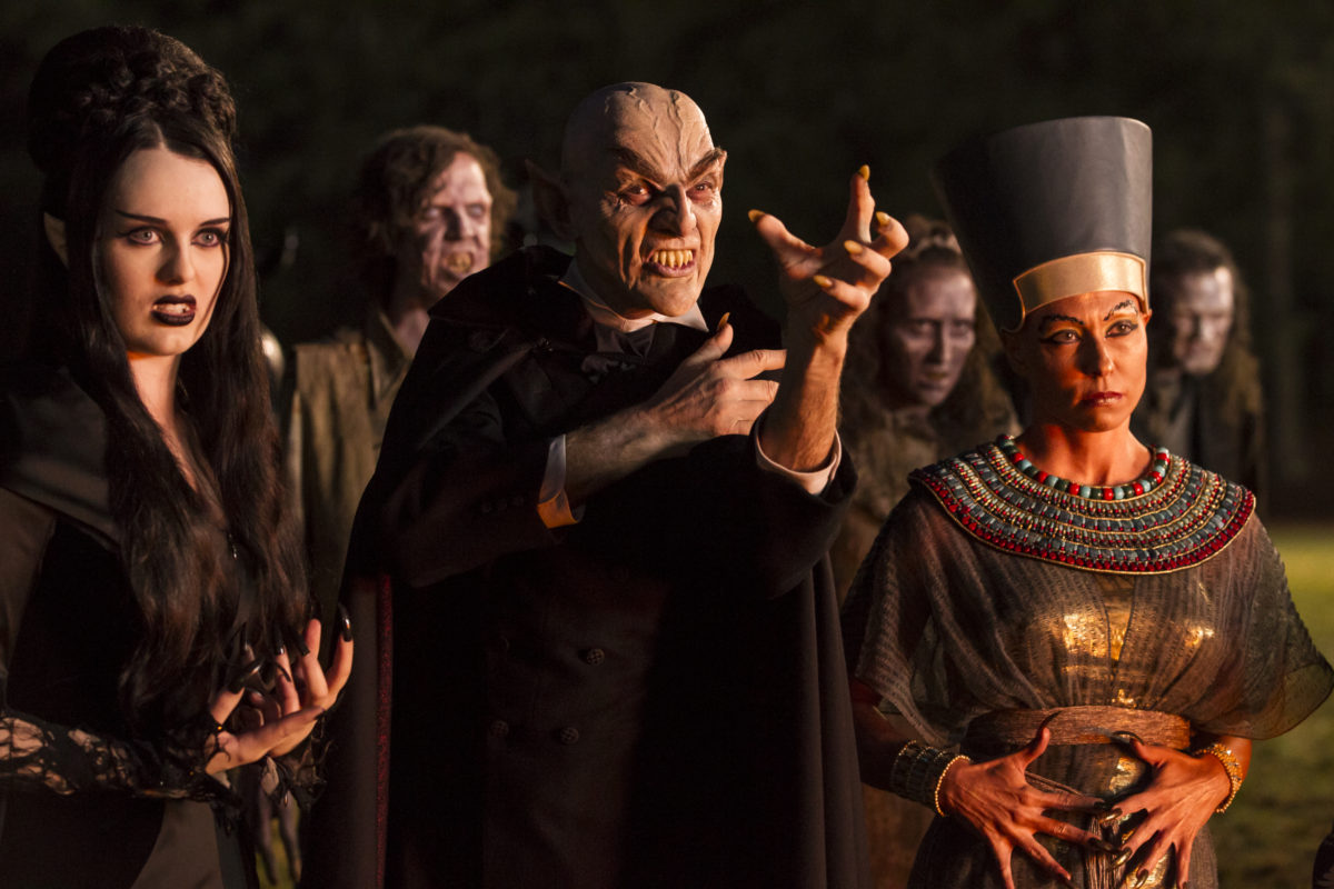 31 Days Of Halloween Day Twenty Six All Monsters Unleashed In Goosebumps Bloody Disgusting