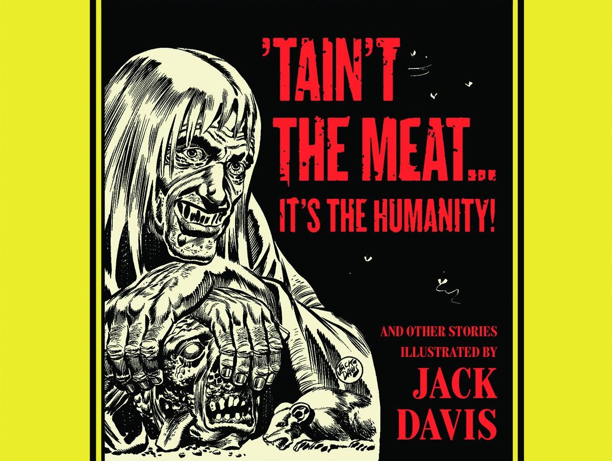 CRYPT KEEPER – Taint the Meat