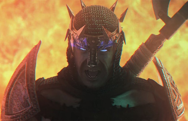 Dante S Inferno Short Film Sends Us Back To Hell Bloody