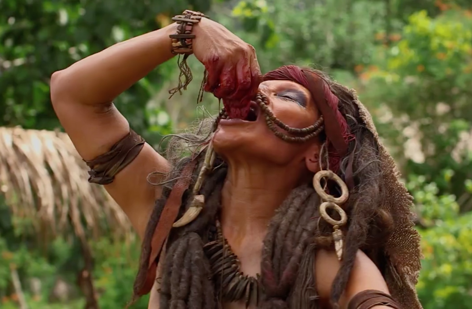 Audiences React To Eli Roth S The Green Inferno Bloody Disgusting