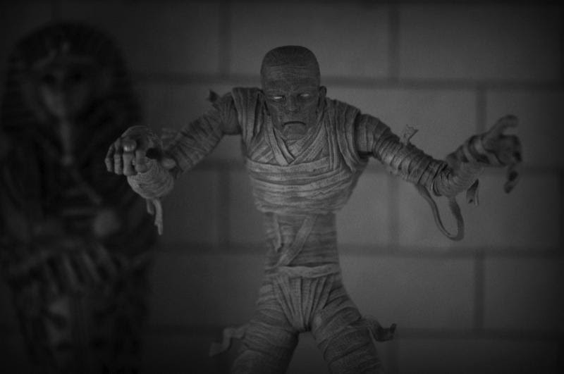 The Mummy Mezco