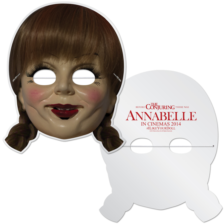 WIN An 'Annabelle' Prize Pack!! - Bloody Disgusting