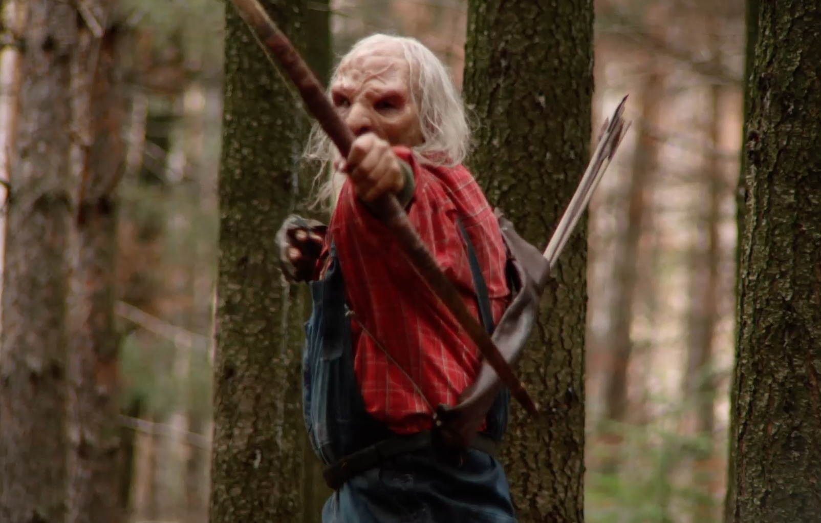Aqueela Zoll Wrong Turn 6