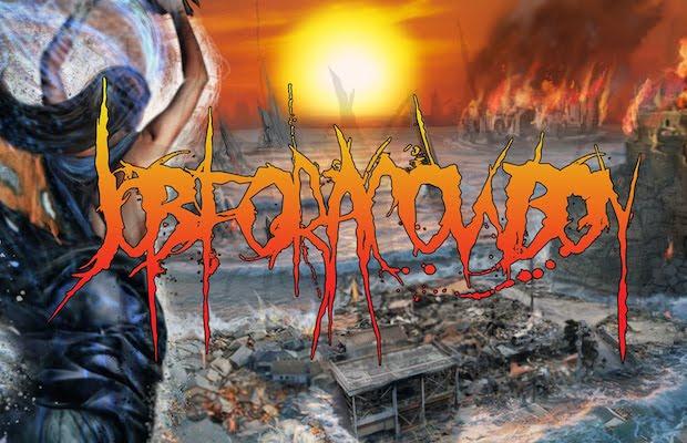 jobforacowboysuneaterbanner Job For A Cowboy Demonocracy on vocalist tattoo, jon davy, members drummer, cd cover, death metal, album cover art, goat skull, john davy, death metal bands, imperium wolves shirt,