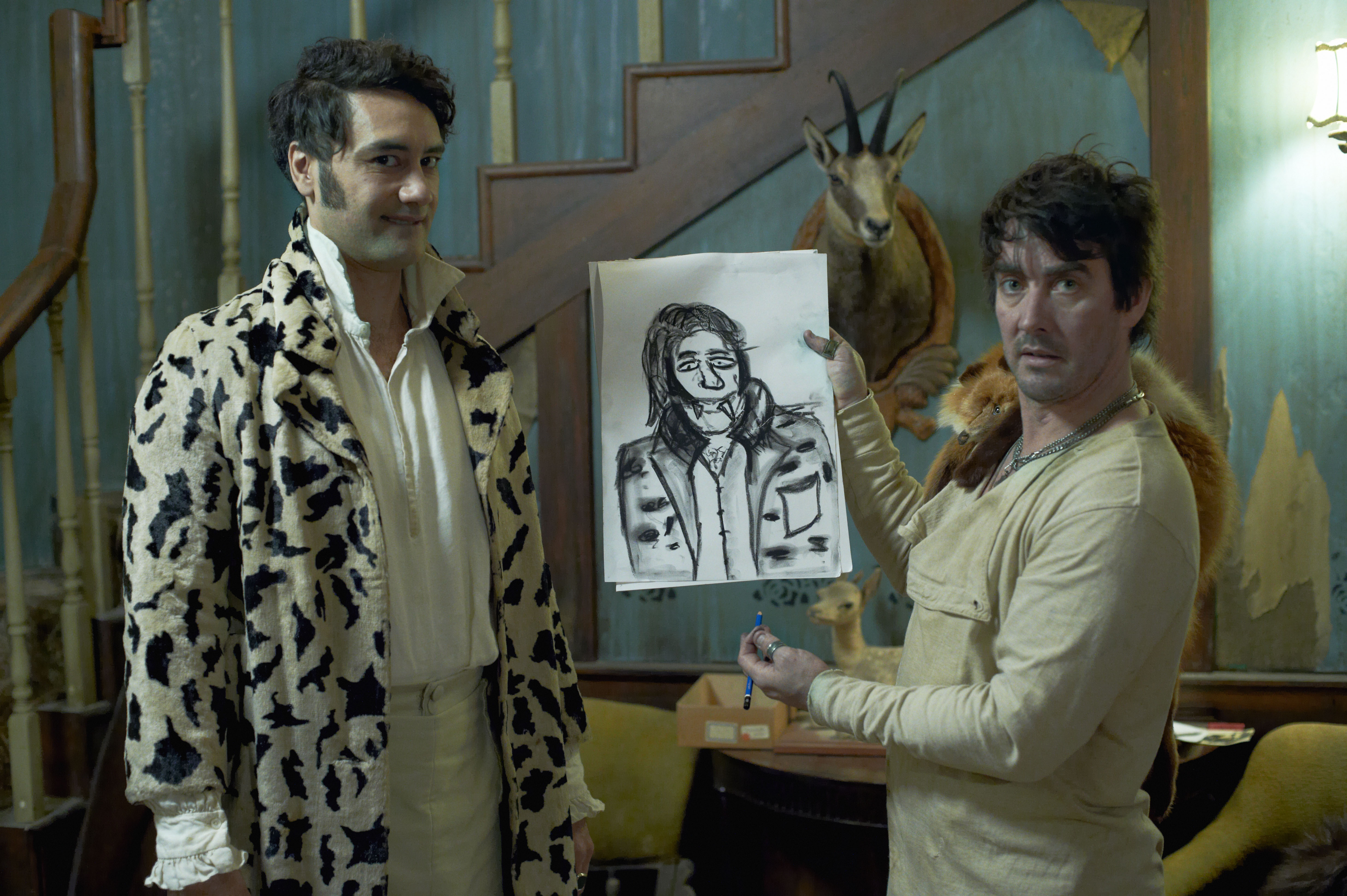 Quotes Fill What We Do In The Shadows Us One Sheet Bloody
