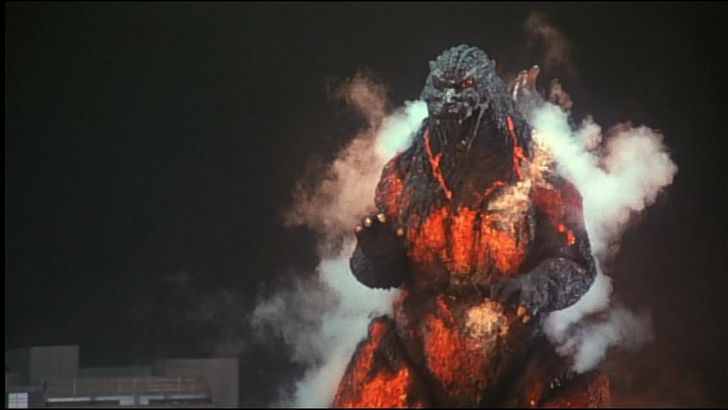 """[Toys] 12"""" Classic 1995 Burning 'Godzilla'! - Bloody ..."""