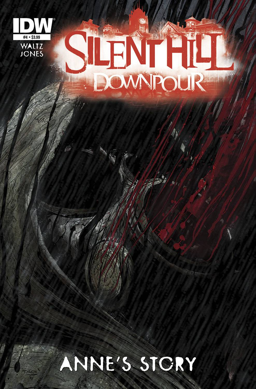 Exclusive Comic Preview Silent Hill Downpour Anne S Story 4