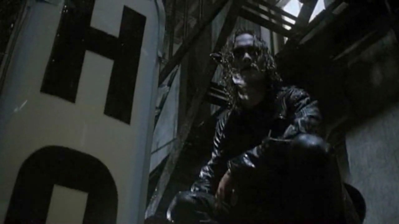 'The Crow' Remake Rights Were Just Purchased, Saving the Film - Bloody Disgusting