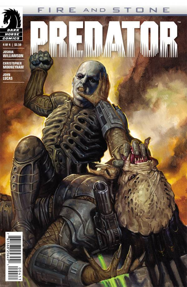 5 skull comic review predator fire and stone 4 a
