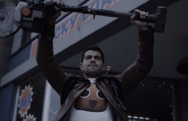 Dead Rising Watchtower Poster Reveals Cast