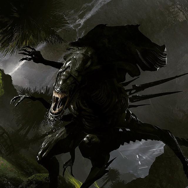 Neill Blomkamp's 'Alien 5' Title Is a Major Spoiler