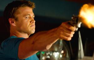 Luke Hemsworth Talks 'Kill Me Three Times'