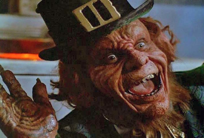 Image result for leprechaun movie series
