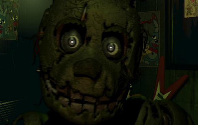 Five Nights at Freddy's 3' Now Available on Android Devices