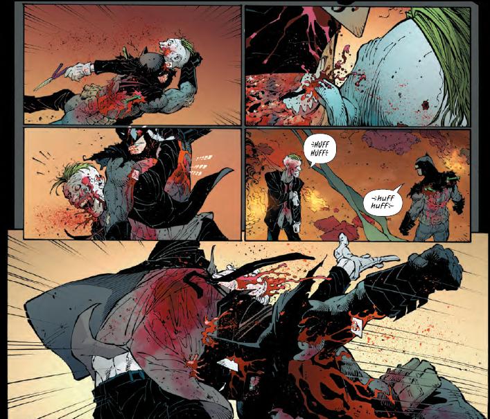 Batman 40 Death Joker 3 Bloody Disgusting