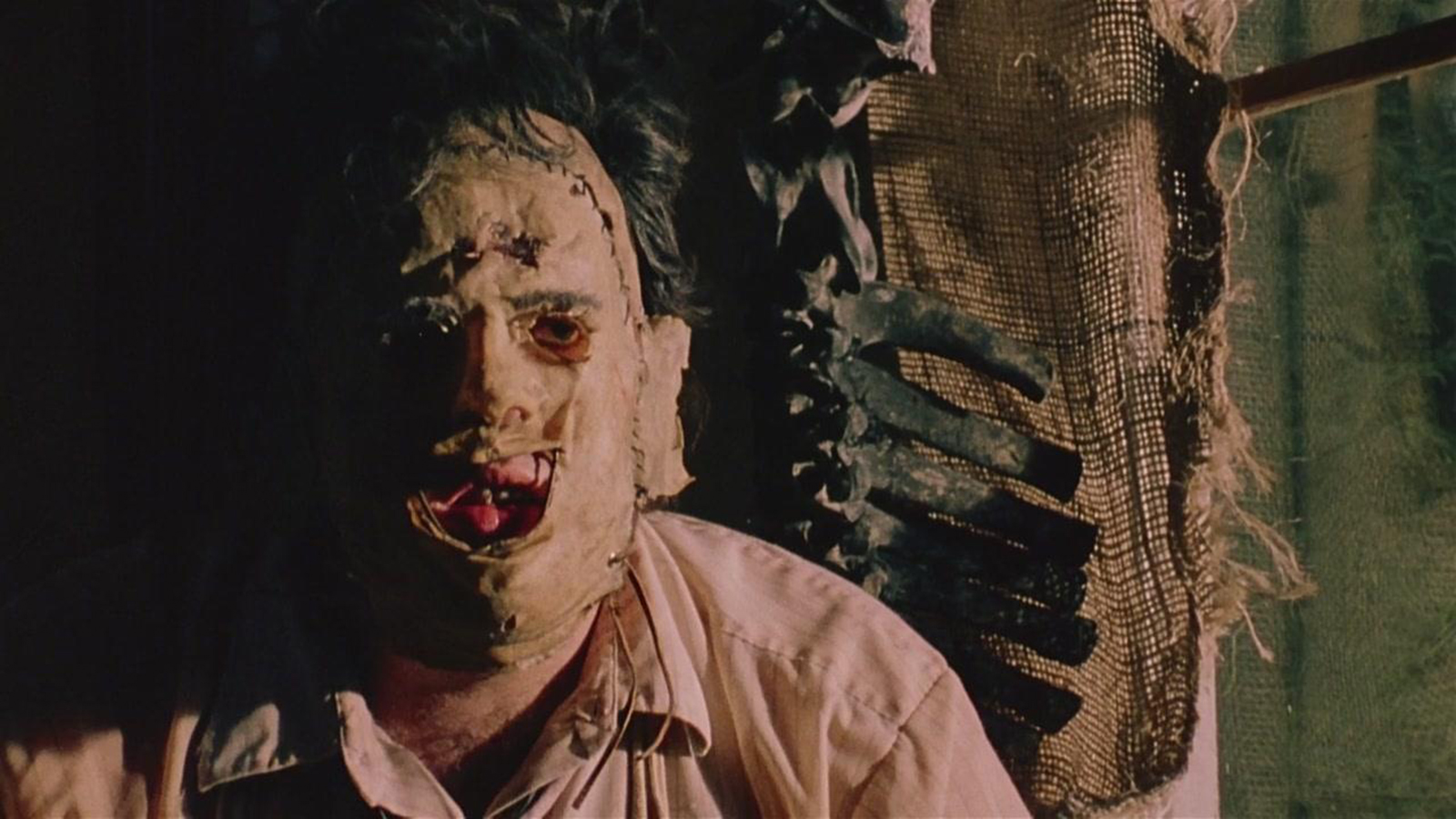 The Texas Chain Saw Massacre, Leatherface