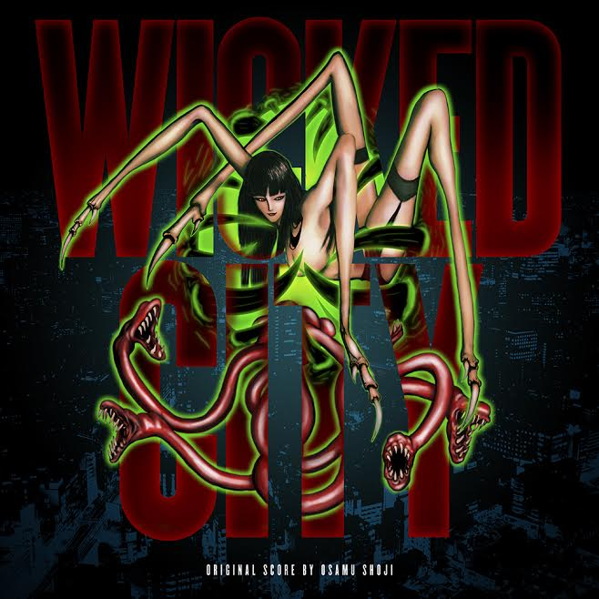 Here Are The Official Details For The Wicked City Vinyl