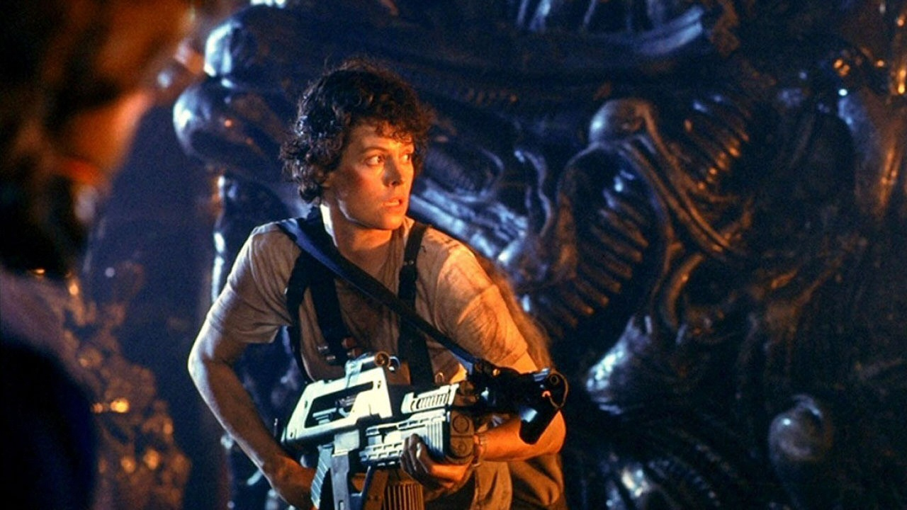 Aliens 2 1986 - Adventure - Sci-fi - Drama