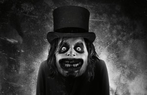 The Babadook, by Conspiracy via Deviant Art