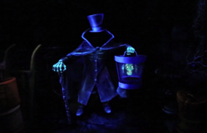 The Hatbox Ghost Disneyland