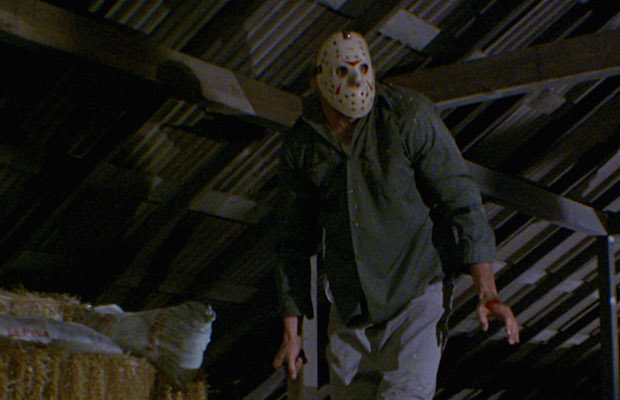 Fan Makes Fantastic Friday The 13th Part 3 Barn Diorama