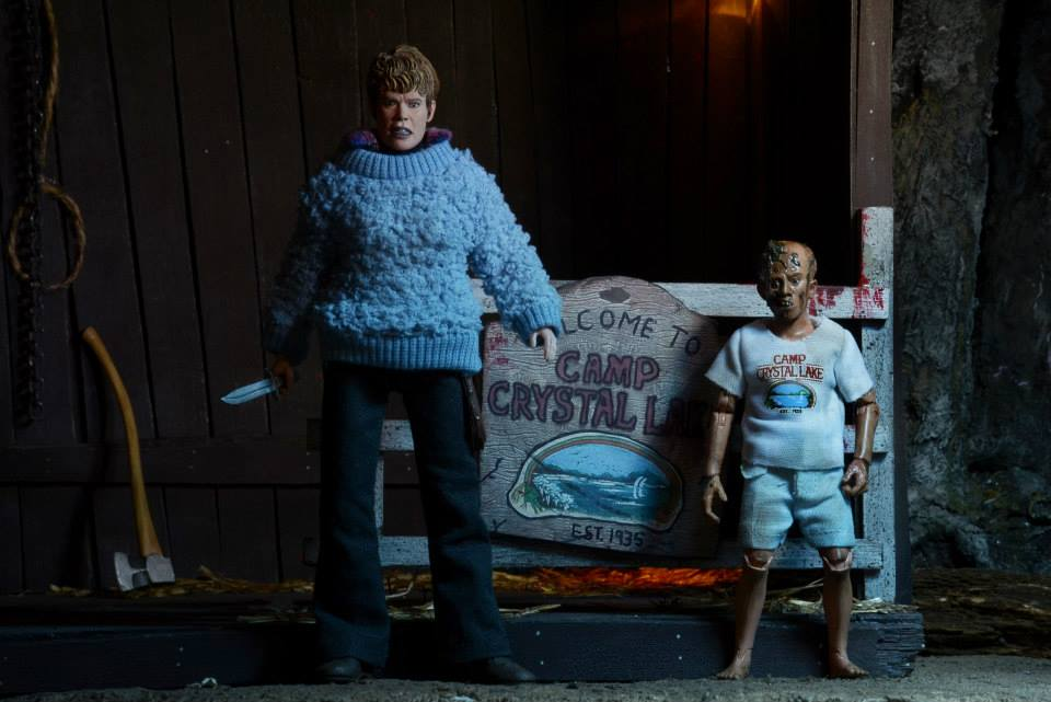 gorgeous pamela and jason voorhees 2 pack