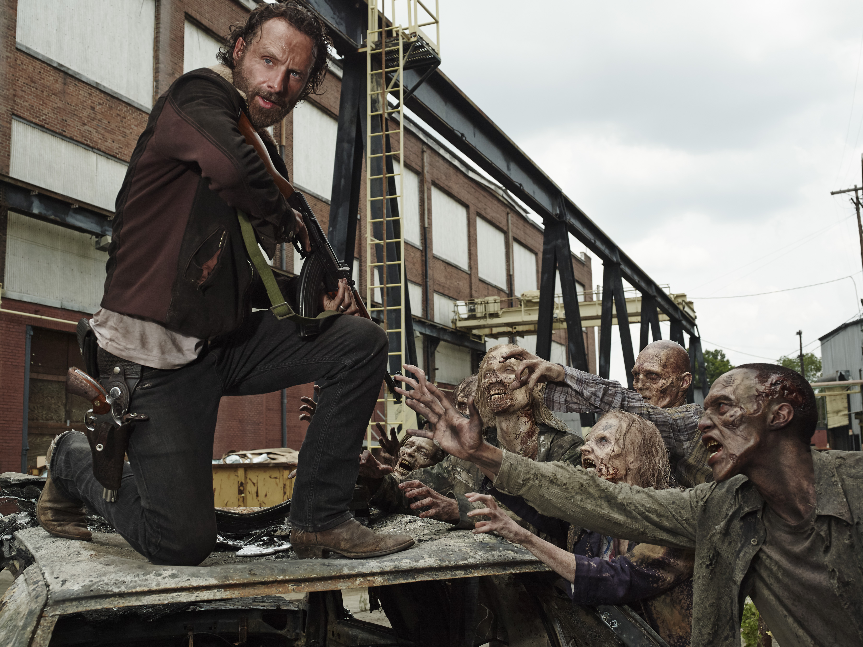 Specs For The Walking Dead The Complete Fifth Season