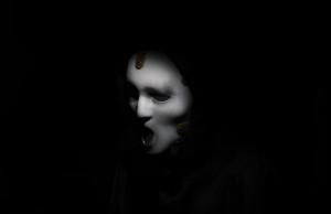 Ghostface in SCREAM, via MTV
