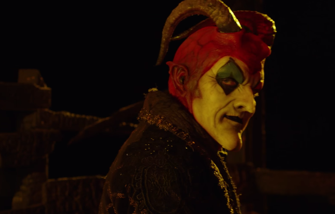'Alleluia! The Devil's Carnival' Trailer Stars a War With God!