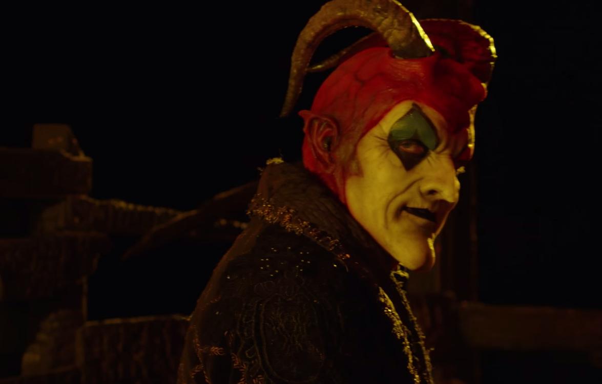 'Alleluia! The Devil's Carnival' Trailer Stars a War With God!