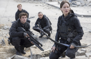 The Hunger Games: Mockingjay - Part 2; image via Lionsgate
