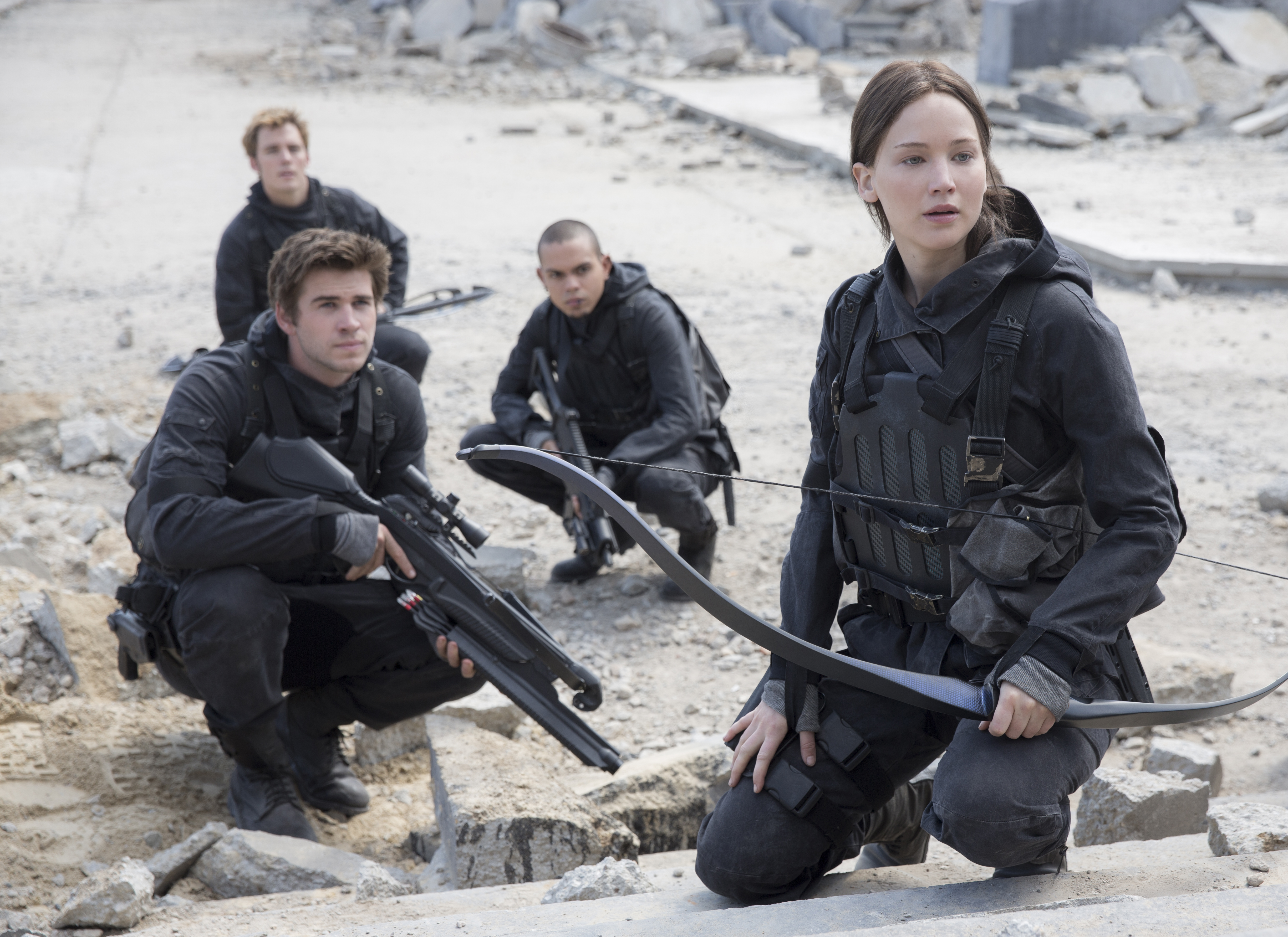 The Hunger Games: Mockingjay - Part 2; image via Lionsgate