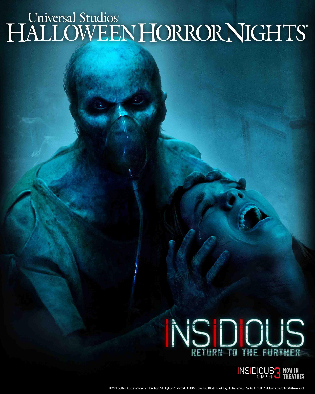 Insidious Returns To Uni S Halloween Horror Nights Bloody Disgusting