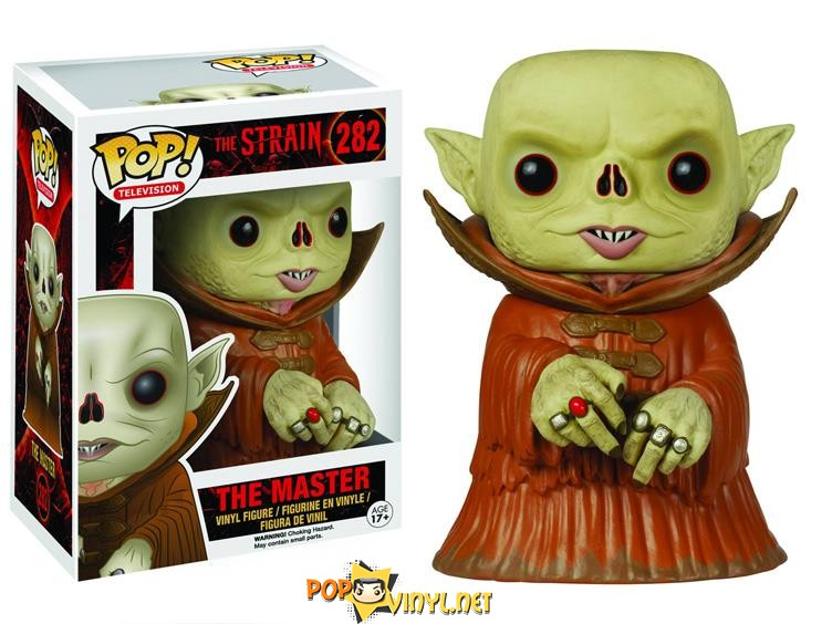 Pop Vinyl The Strain And Rocky Horror Picture Show Bloody