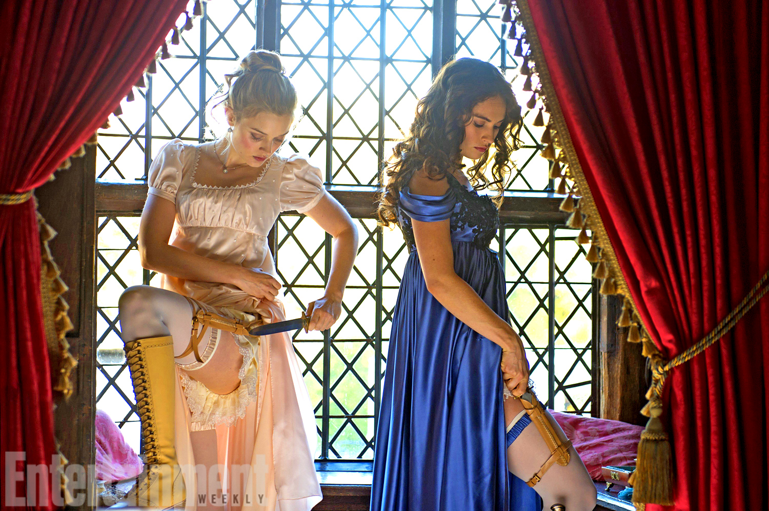 pride and prejudice and zombies image credit jay maidment