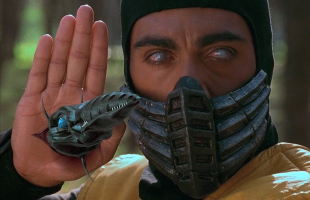 The Story Behind 1995 S Mortal Kombat Is Incredible