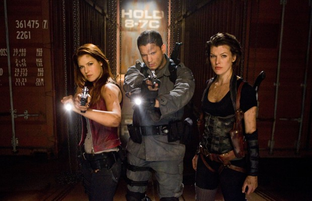 Resident Evil The Final Chapter Movie Clip Alice Awakes: Shooting Has Wrapped On 'Resident Evil: The Final Chapter