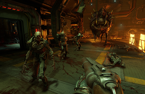 What Id Tech 6 Means For The 'Doom' Reboot
