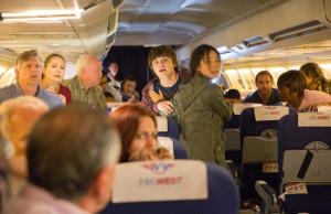 - Flight 225 _  Fear the Walking Dead _ Season 1, Episode 1 - Photo Credit: Justina Mintz/AMC