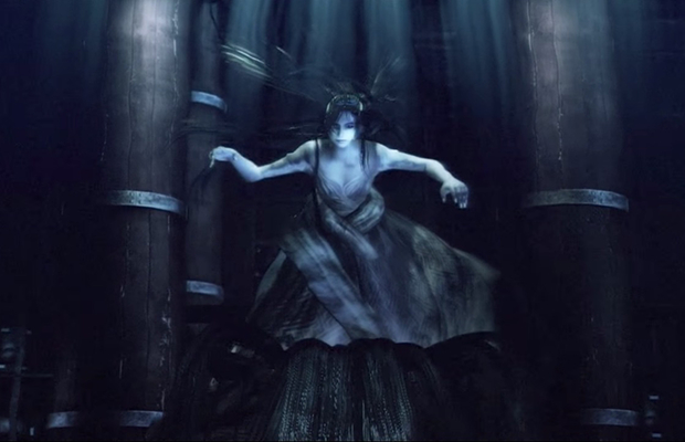 The First 8 Minutes of \'Fatal Frame: Maiden of Black Water\' - Bloody ...