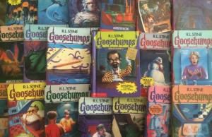 Trace's Goosebumps Collection