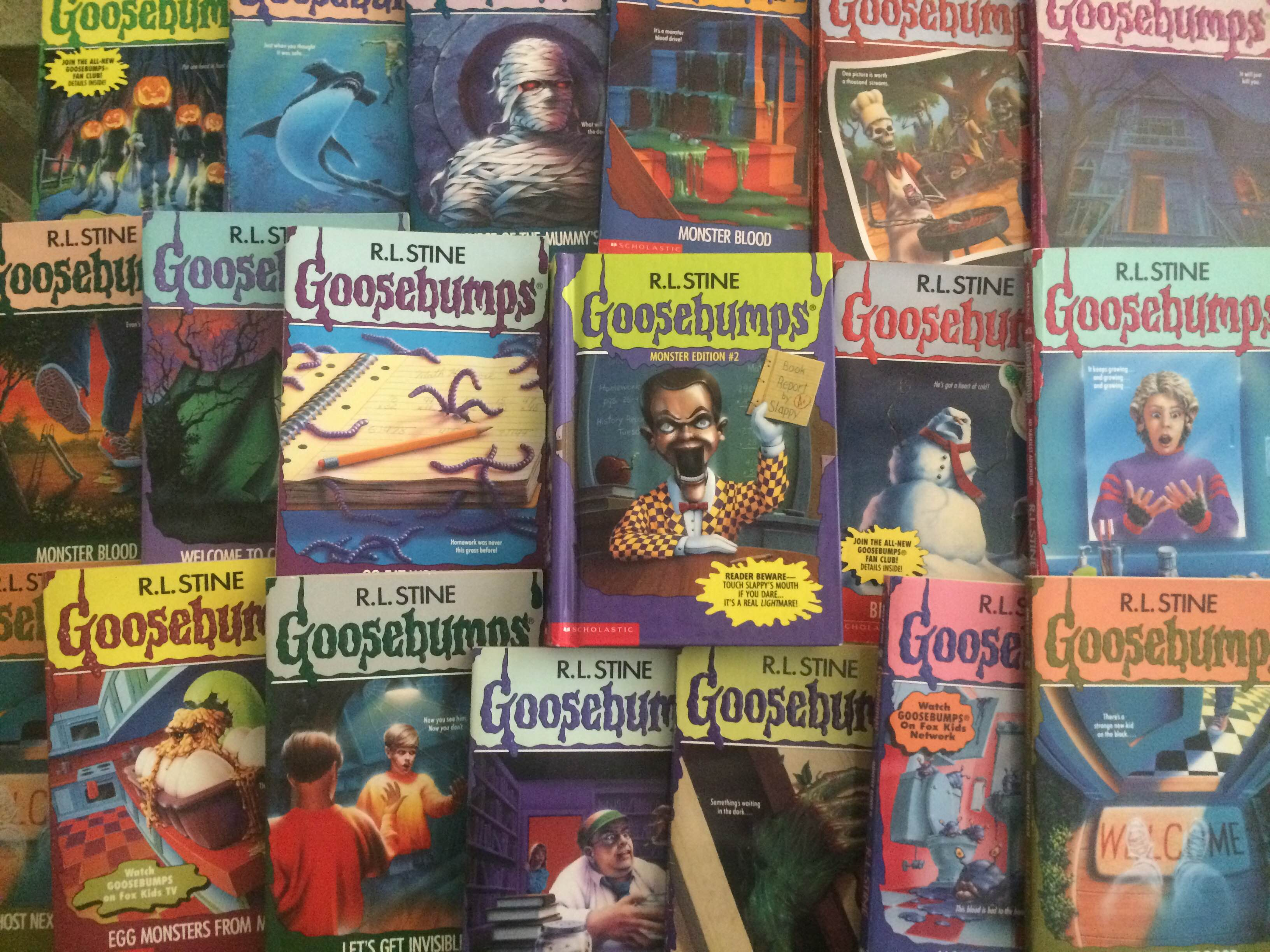Which Goosebumps Book Scared You The Most Bloody Disgusting