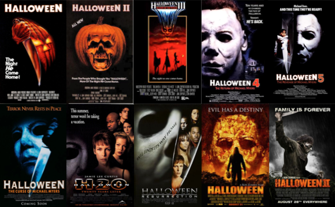Ranking The Entire \u0027Halloween\u0027 Slasher Series