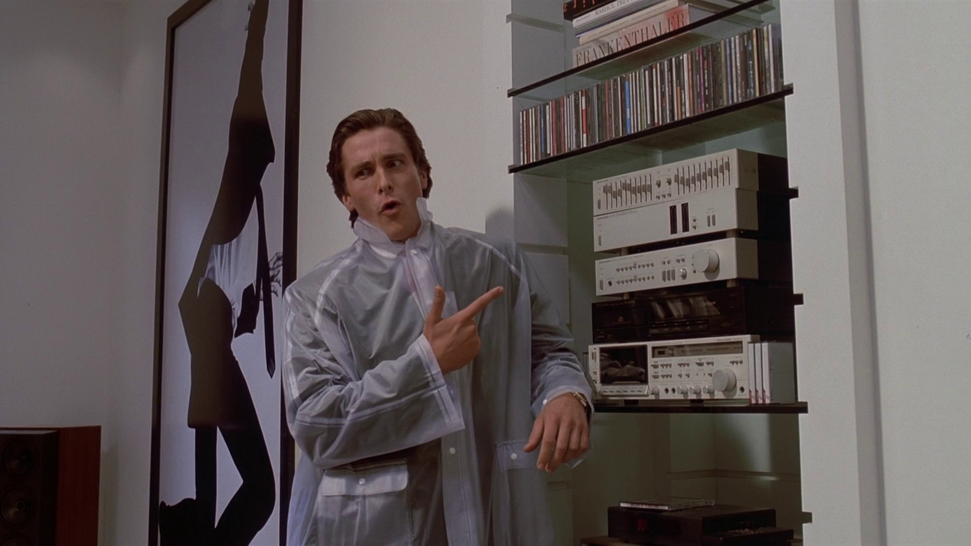 Amazon prime adds american psycho and ghostbusters bloody american psycho via lionsgate reheart Choice Image