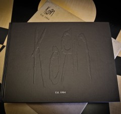 KORN Photo Book