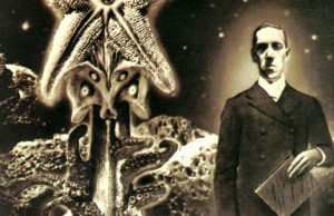 Mr Lovecraft © JK Potter
