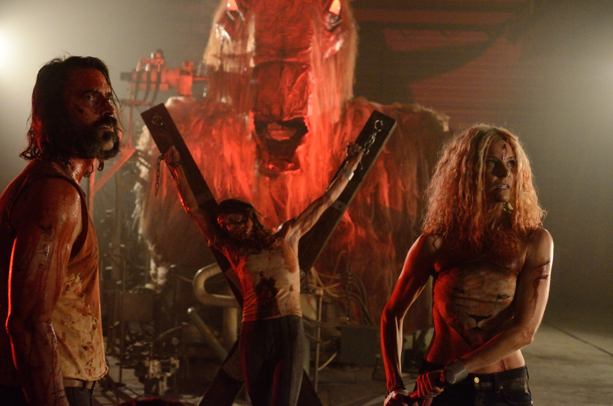 ROB ZOMBIE's 31 | image via Alchemy and Sundance