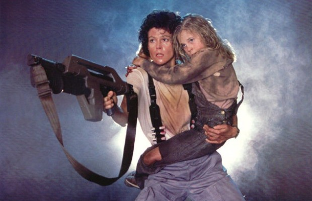 Newt ALIENS image via FOX