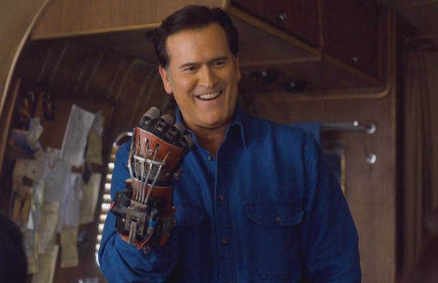 Ash vs Evil Dead, via Starz
